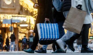 Wegen des derzeitigen Lockdowns kommt aktuell nur wenig Shopping-Laune auf. (Foto)
