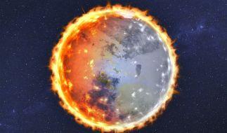 Feuermond am 2. Januar: Das prophezeit der Mond im Feuerzeichen Löwe. (Foto)