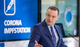Bundesgesundheitsminister Jens Spahn hält einen Beginn von Impfungen gegen das Coronavirus noch im Dezember für denkbar. (Foto)