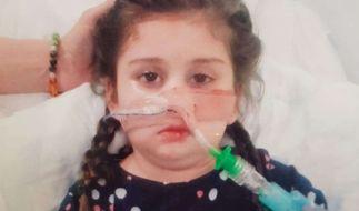 Eine Grippeerkrankung führte bei der kleinen Pippa zu schweren Hirnschäden. (Foto)
