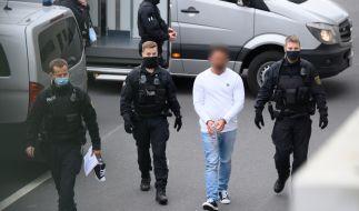 Knapp ein Jahr nach dem Kunstraub im Dresdner Grünen Gewölbe hat die Polizei nach einer Razzia in Berlin drei Tatverdächtige festgenommen. Jetzt gab es einen weiteren Fahndungserfolg. (Foto)