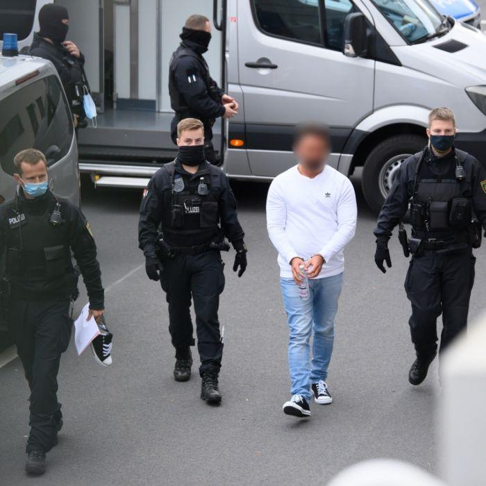 Verdächtiger nach Juwelen-Klau von Zielfahndern geschnappt (Foto)