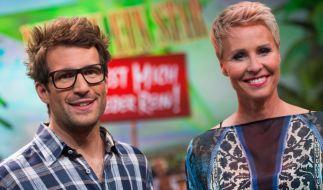 Daniel Hartwig und Sonja Zietlow führen auch 2021 durchs Dschungelcamp. (Foto)