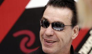"""Till Lindemann verkauft einen eigenen Vibrator mit dem Namen """"Tilldo"""". (Foto)"""