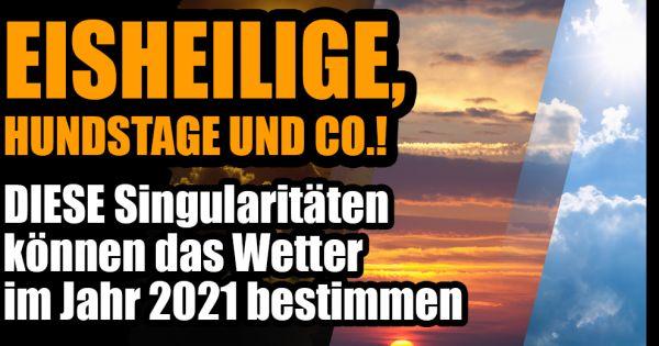 Eisheilige 2021 Wetter