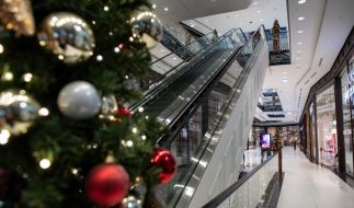 Menschenleere Einkaufscenter in ganz Deutschland: So können Sie trotz Lockdown shoppen. (Foto)