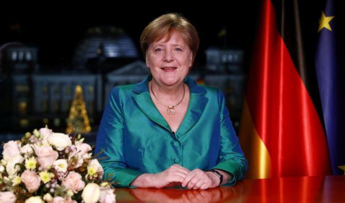 Angela Merkel Neujahrsansprache 2020/21 im Live-Stream oder TV