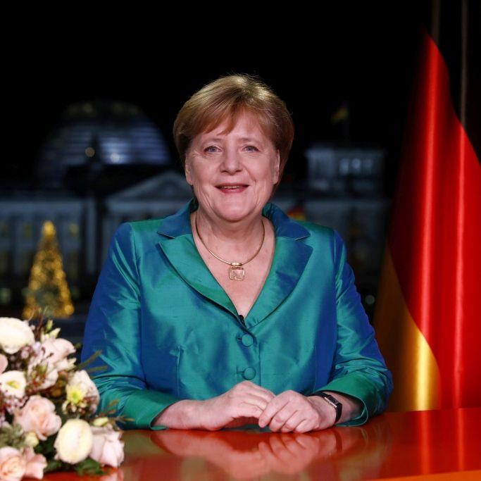 Die wohl letzte Silvester-Ansprache der Bundeskanzlerin im Wortlaut (Foto)
