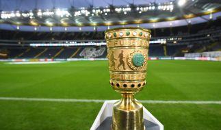 Der DFB Pokal geht in die 2. Hauptrunde. (Foto)