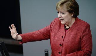 Angela Merkel tritt 2021 nach vier Legislaturperioden und 16 Jahren an der Spitze der Bundesregierung nicht mehr zur Wahl an. (Foto)