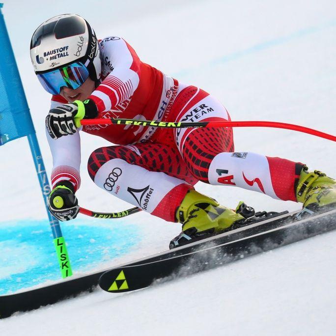 Nach Horror-Sturz beim Ski alpin! Athletin beendet Saison vorzeitig (Foto)
