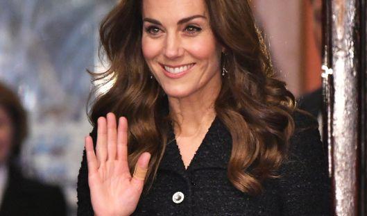 Kate Middleton, Prinz William, Queen Elizabeth II.