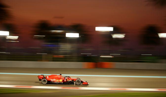 Formel 1 2021 Rennkalender