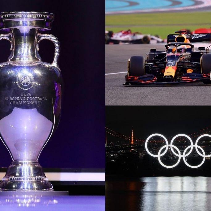 Tennis, Wintersport, Fußball-EM, Formel 1 - DIESE Highlights sind Pflicht für Sportfans (Foto)