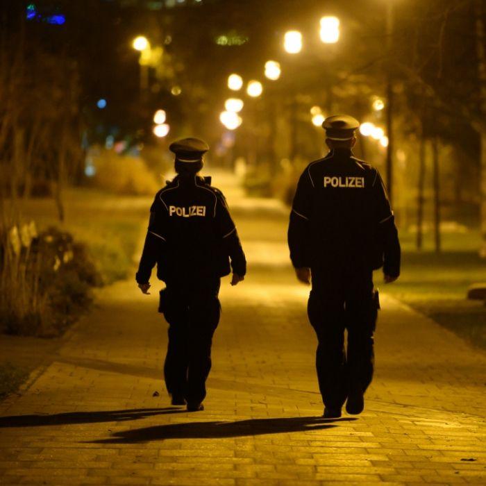 Darf die Polizei meine Wohnung kontrollieren? (Foto)