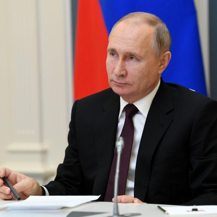 Mit nur einer Unterschrift! Putin sichert sich lebenslange Straffreiheit (Foto)