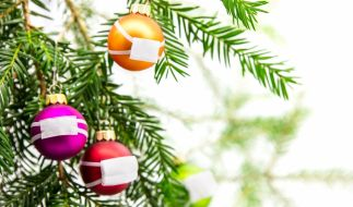 Die aktuellen Corona-News an Weihnachten im Überblick. (Foto)