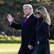 Reist Trump mit Melania-Double? DIESE Beweise sind eindeutig (Foto)