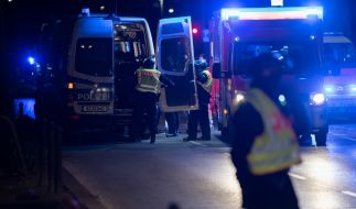 Die Polizei ermittelt nach einer Schießerei in Berlin-Kreuzberg. (Foto)