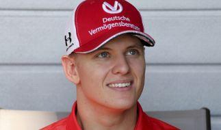 Mick Schumacher spricht ganz offen über die Vergleiche mit Papa Michael Schumacher. (Foto)
