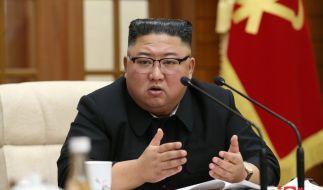 Kim Jong-un will seine Atomwaffen nicht abrüsten. (Foto)