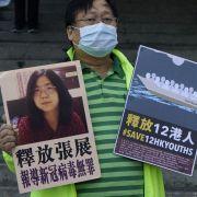 Nach Berichterstattung aus Wuhan! 4 Jahre Knast für Journalistin (Foto)