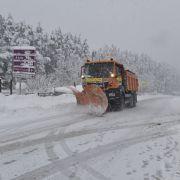 Festhalten! DWD warnt HIER vor Sturmböen, Schneefall, Schneeverwehungen (Foto)