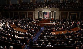 Luke Letlow sollte im US-Kongress vereidigt werden. (Foto)