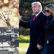 Silvesterzoff bei den Trumps // AWZ-Star im Babyglück // Irre Bräuche zum Jahreswechsel (Foto)