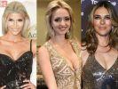 Stars wie Micaela Schäfer, Cathy Lugner oder Liz Hurley heizten ihren Fans mit sexy Silvestergrüßen gehörig ein. (Foto)
