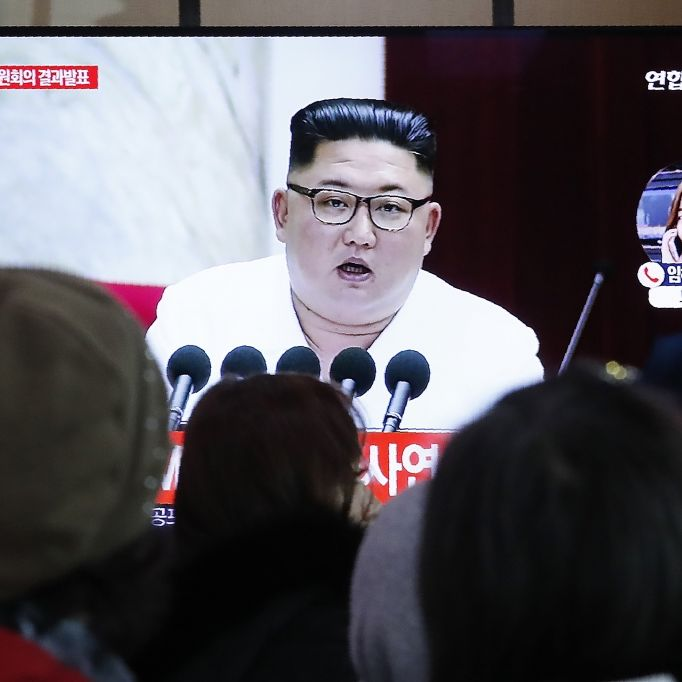 Seltene Dankesworte ans Volk! Das plant Kim hinter den Kulissen (Foto)