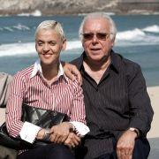 Der portugiesische Sänger Carlos do Carmo, hier mit seiner Musikerkollegin Mariza, ist im Alter von 81 Jahren gestorben.