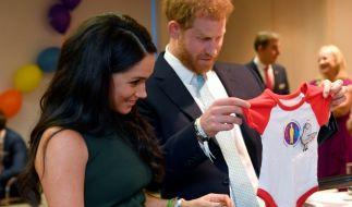 Archie Harrison Mountbatten-Windsor bekam zu Weihnachten nichts von seinen Eltern Herzogin Meghan und Prinz Harry geschenkt. (Foto)
