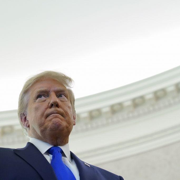 Entsetzen nach Trump-Telefonat: US-Präsident wollte sich Stimmen erschleichen! (Foto)