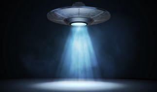 Ein Ehepaar will auf Hawaii ein UFO gesichtet haben. (Foto)