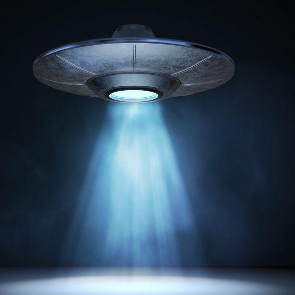 Video aufgetaucht! Alien-Schiff stürzt angeblich in Ozean (Foto)