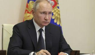"""Wladimir Putin wurde vor laufender Kamera """"geköpft"""". (Foto)"""