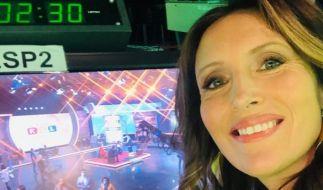 Auf ihrem Instagram-Profil gewährt Roberta Bieling ihren Followern auch einen Blick hinter die RTL-Kulissen. (Foto)