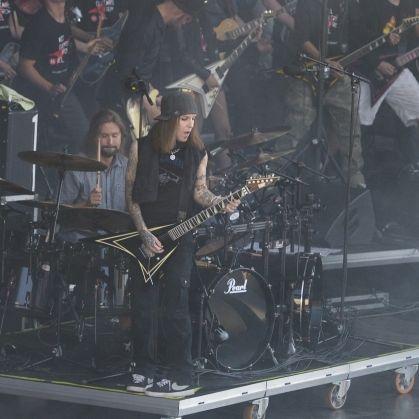 """Mit nur 41 Jahren! """"Children of Bodom""""-Rocker plötzlich gestorben (Foto)"""
