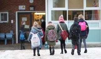 Wie lange bleiben die Schulen noch wegen Corona dicht? (Foto)