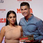 Verführerische Perspektive! Ronaldos Freundin präsentiert pralle Kehrseite (Foto)