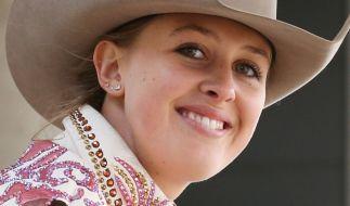 Gina Schumacher freut sich über tierischen Nachwuchs. (Foto)