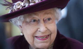 Der Mitarbeiter, der Queen Elizabeth II. bestohlen hat, wurde jetzt verurteilt. (Foto)