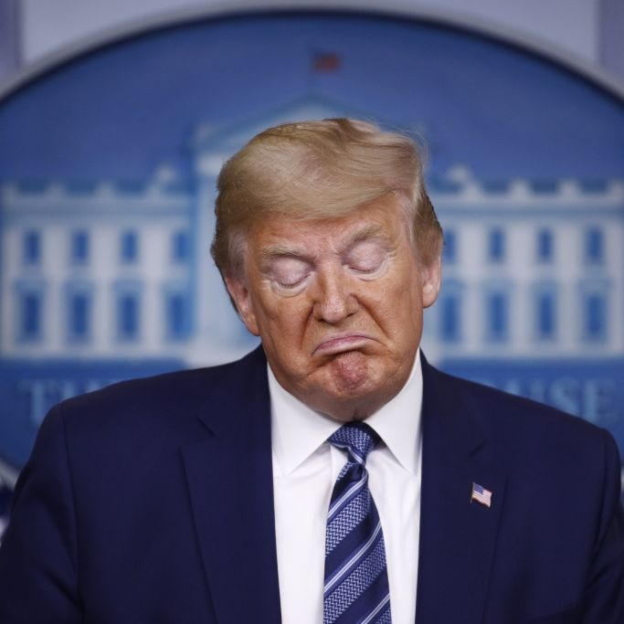 Geheimplan enthüllt! Trump verweigert Biden Umzug ins Weiße Haus (Foto)