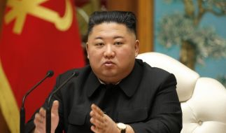 Kim Jong-un räumt erstmals eigene Fehler ein. (Foto)