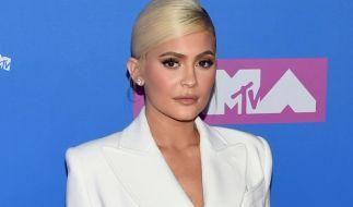 Kylie Jenner präsentierte ihren Instagram-Followern einen neuen Look. Doch ein Detail erschreckte die Fans (Foto)
