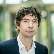Christian Drosten zeigt sich besorgt über die neue Coronavirus-Mutation.