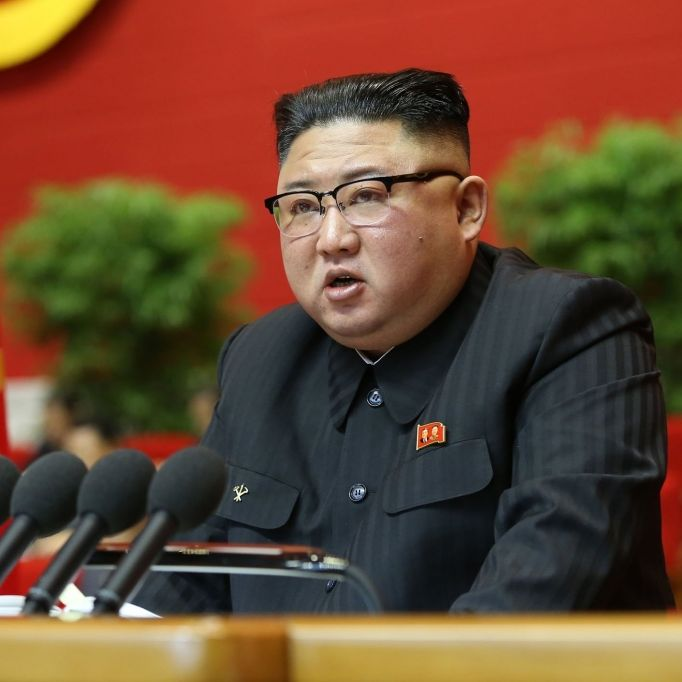 Nordkorea-Diktator sperrt Jugendliche wegen Corona-Nachrichten in Straflager (Foto)