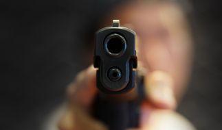 In Springville hat ein Sohn seine Mutter erschossen. (Symbolfoto) (Foto)