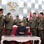 Wirbel um Atombombe! Nordkorea will Militärkapazitäten ausbauen (Foto)